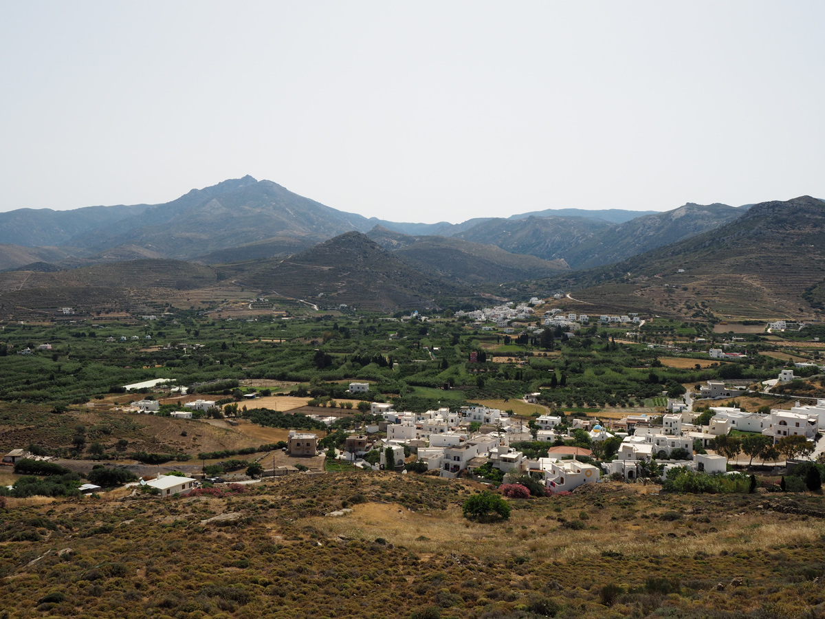 Naxos - Mountainbike-TourNaxos - Mountainbike-Tour