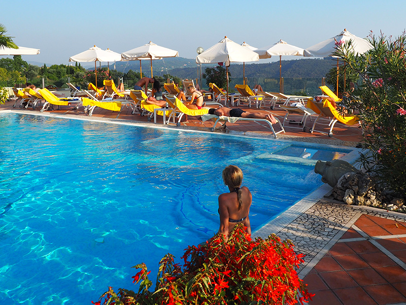 Hotel Madrigale The Panoramic Resort - Pool