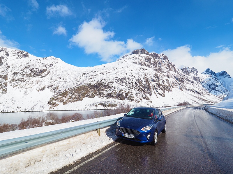 Lofoten Roadtrip