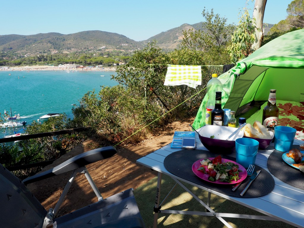 Camping Stella Mare - Lacona auf Elba