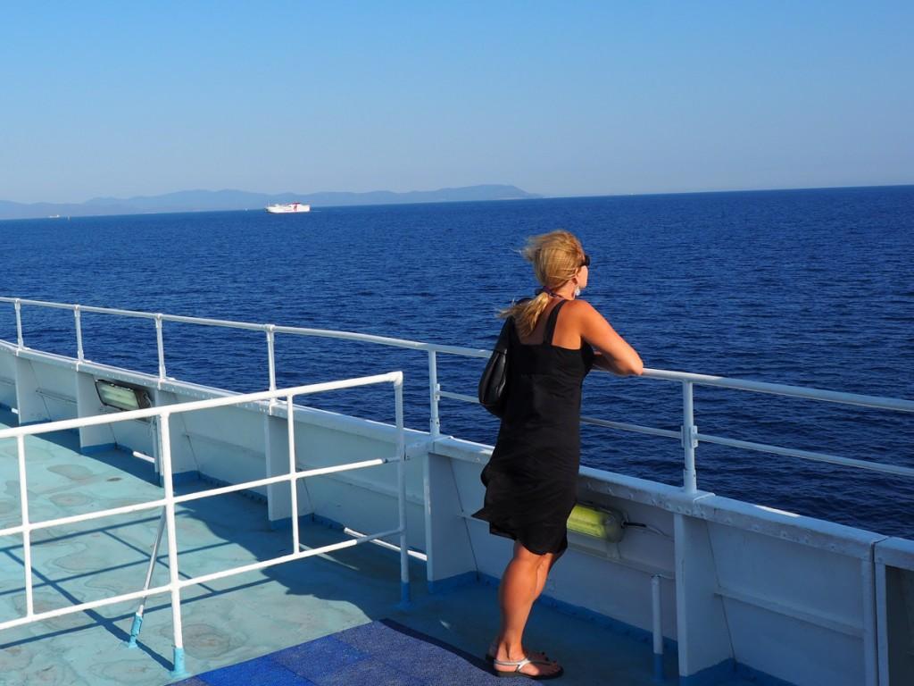 Fähre Piombino-Elba