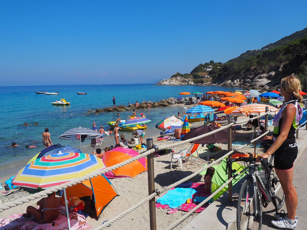 Rennradtour auf Elba