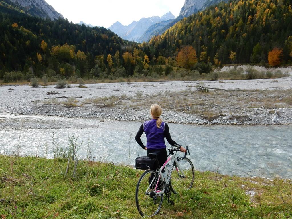 Rennradtour Eng - Bayerische Alpen