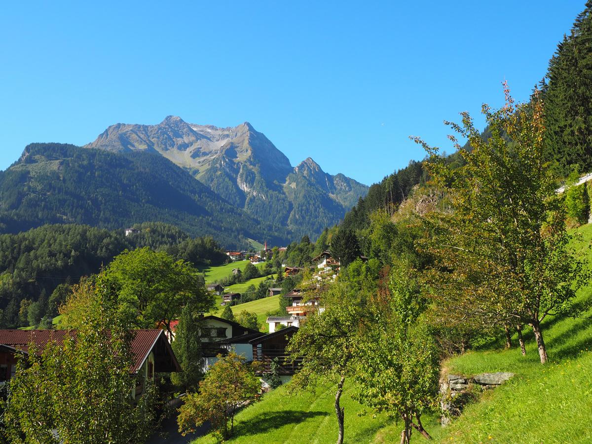 Zillertal - Finkenberg in der Nähe von Mayrhofen