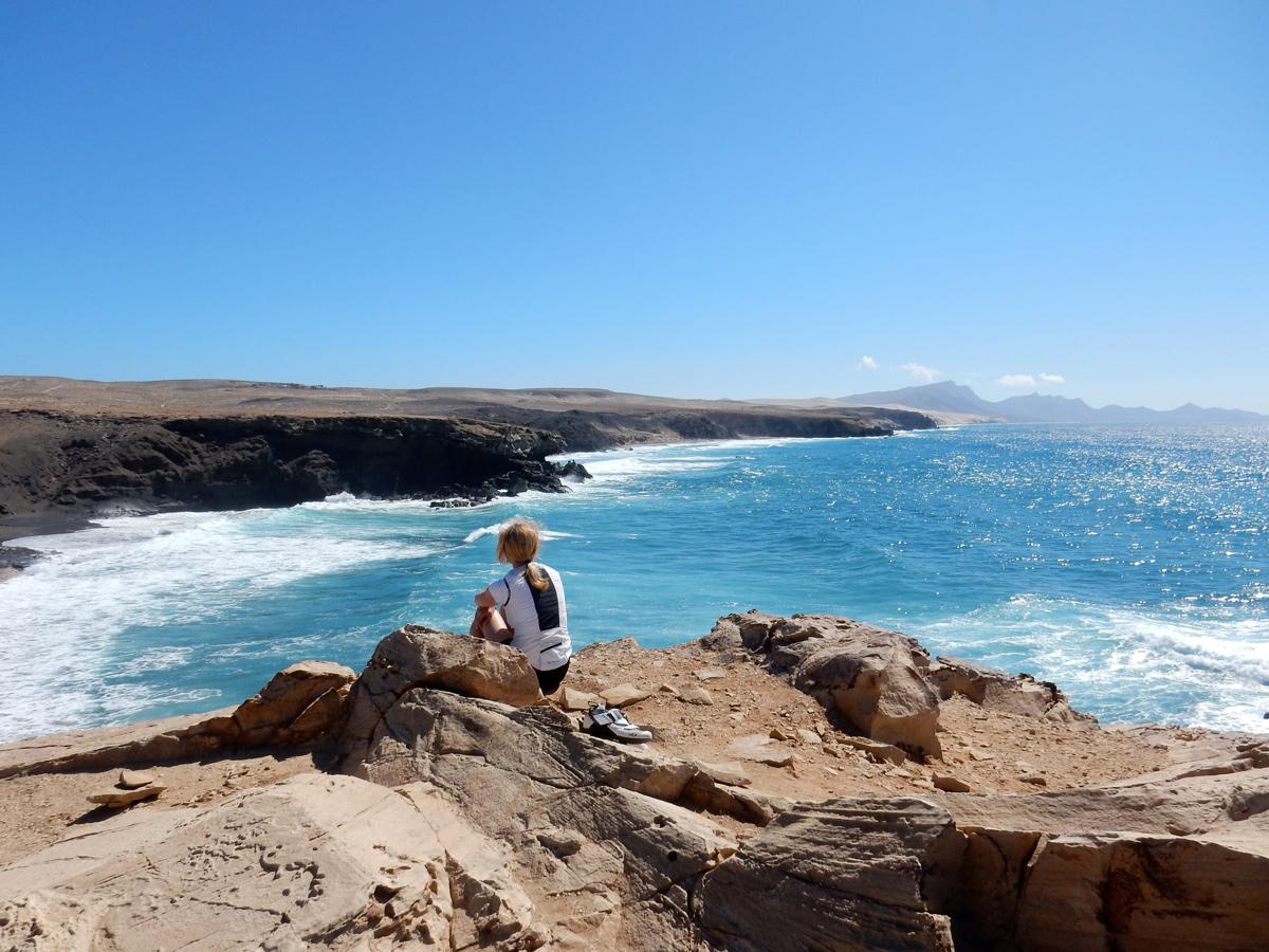 Rennradtour auf Fuerteventura