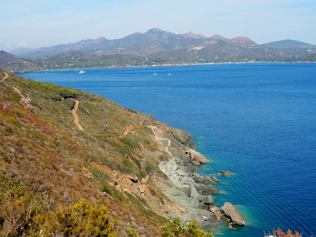 Elba - Wandern auf der Halbinsel Stella