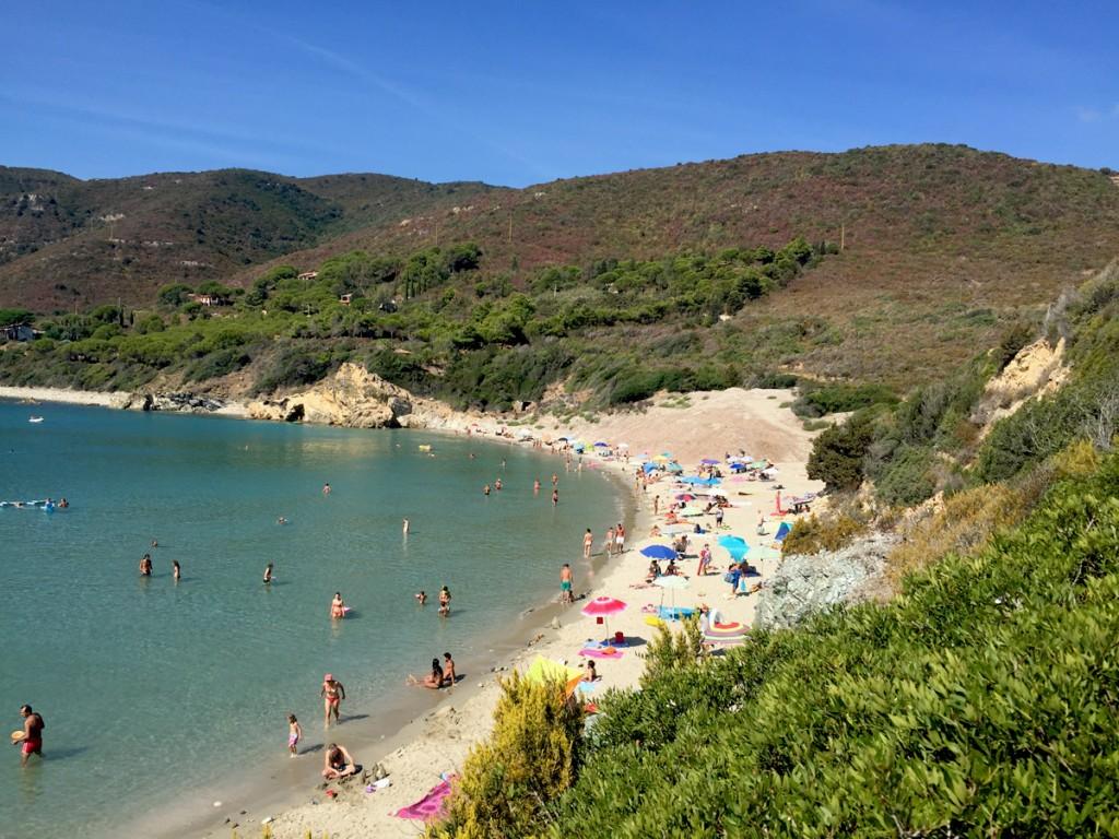 Elba - Strand Laconella