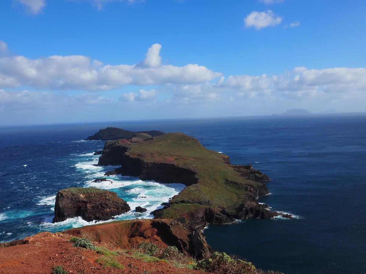 Madeira - Wandern auf Ponta de Sao Lourenzo