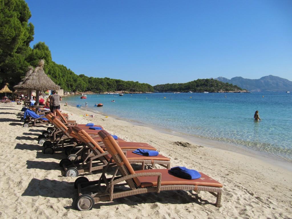 Strand Platja de Formentor