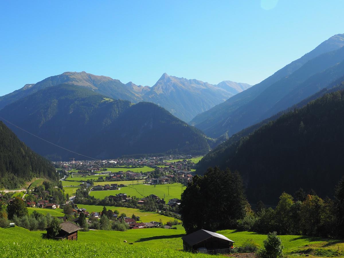 Zillertal - Mayrhofen