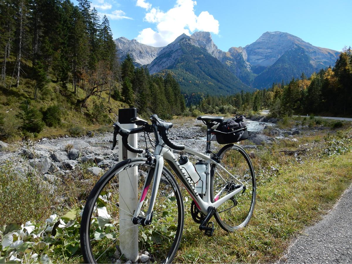 Rennradtour Walchensee - Eng