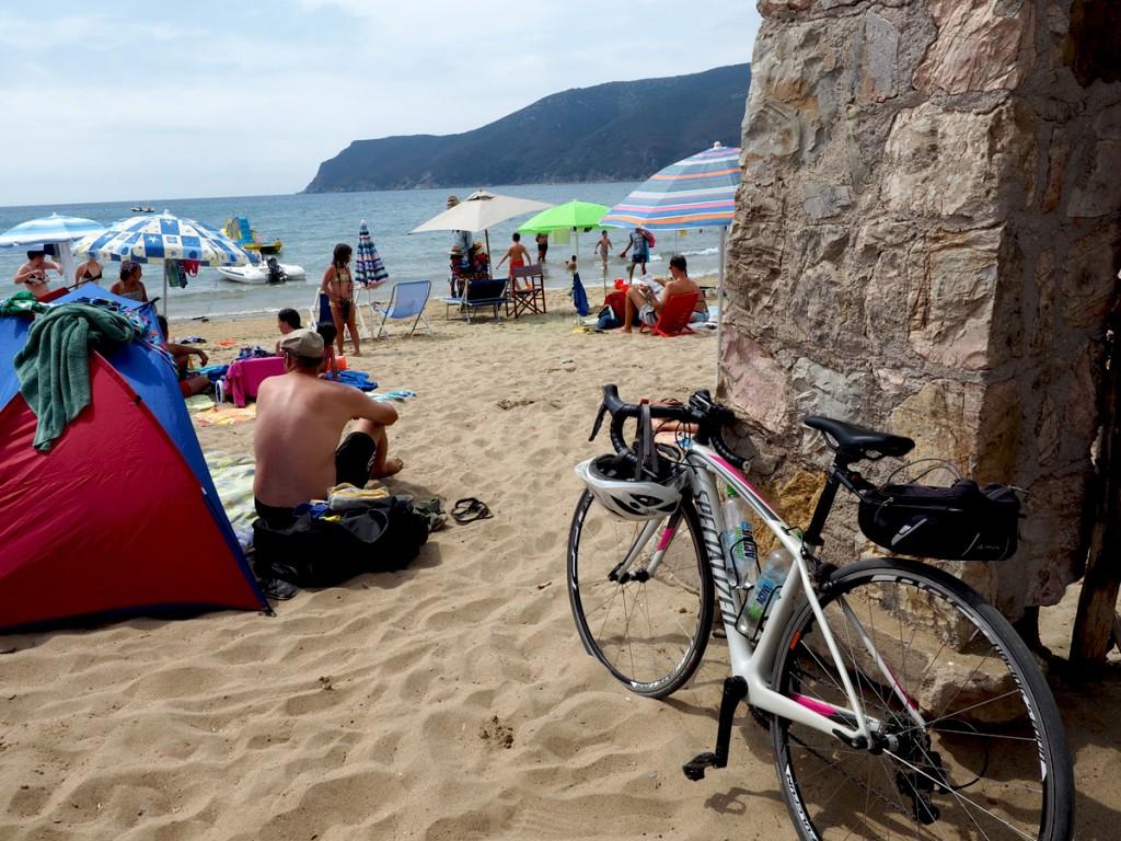 Rennradtour Marina di Campo - Lacona
