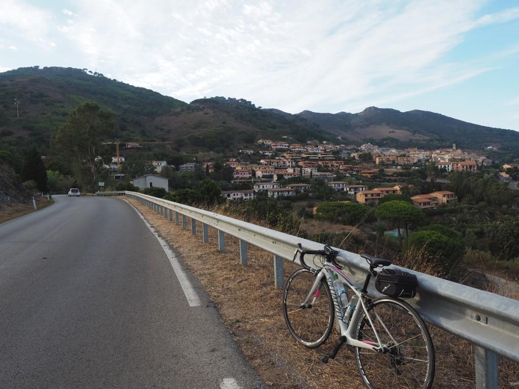 Rennradtour auf Elba - Rio nell' Elba