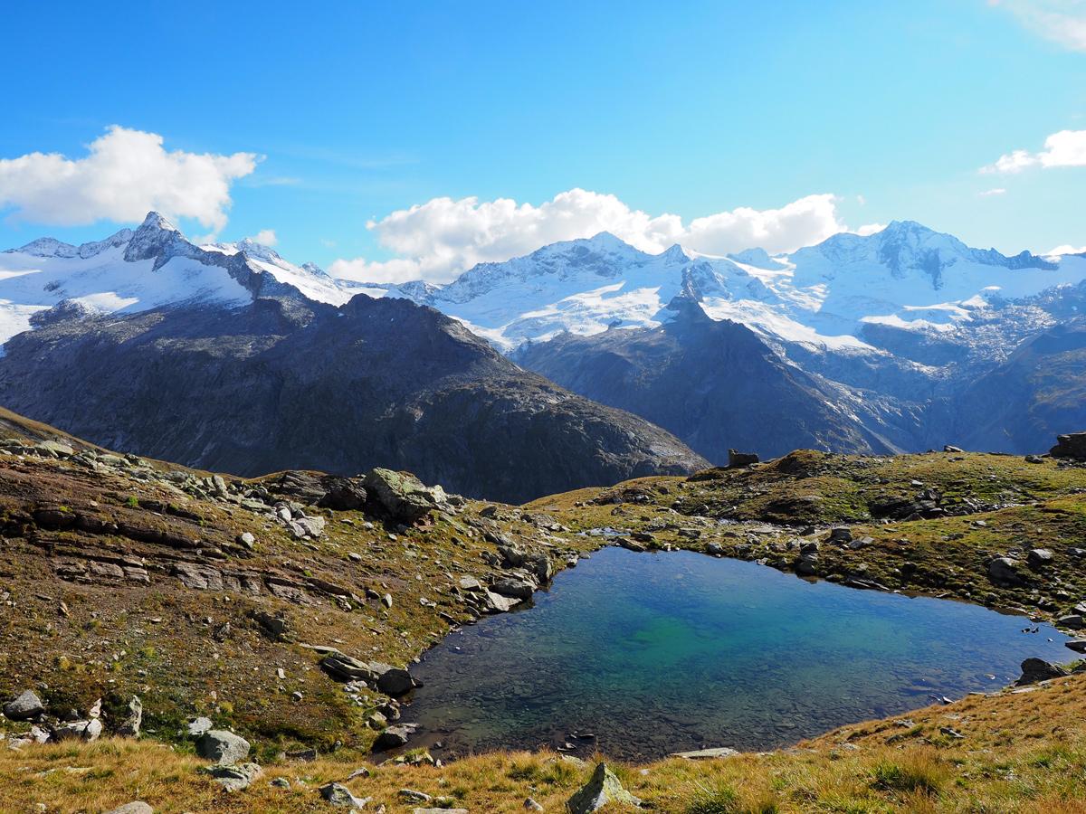 Wandern im Zillertal - Schwarzsee