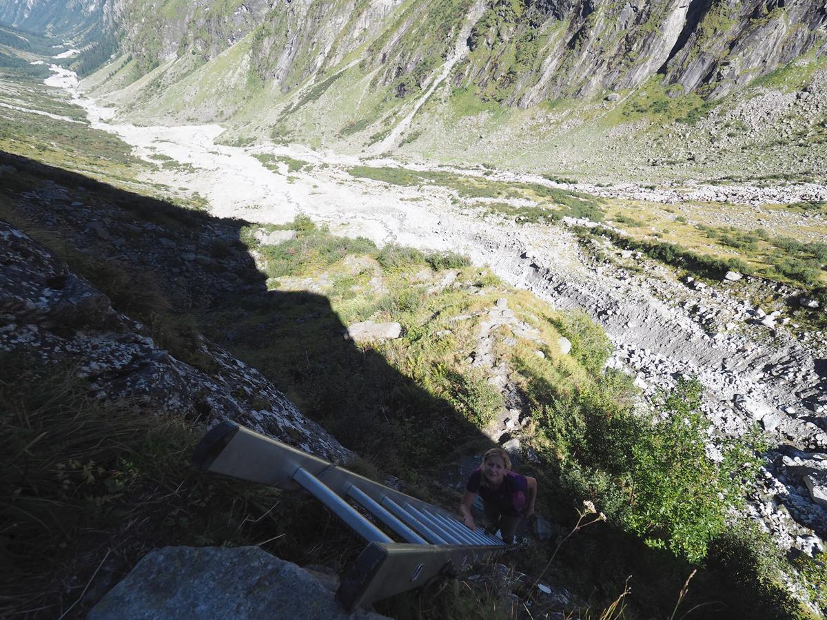 Wandern im Zillertal - Berliner Höhenweg