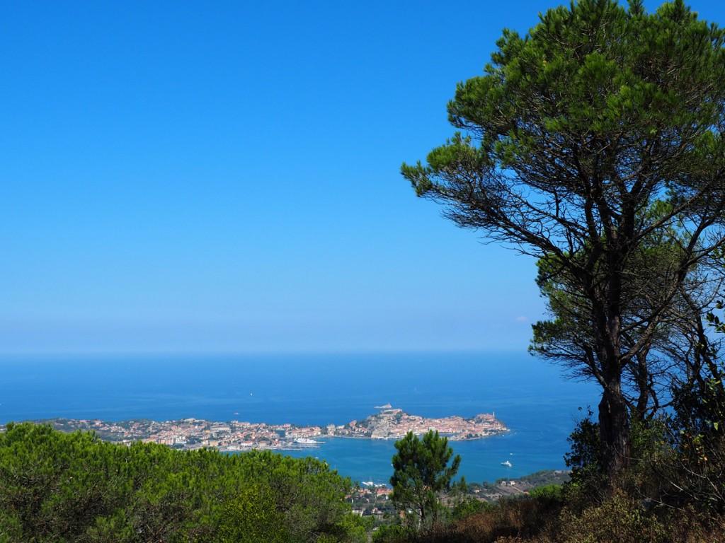 Wandern auf Elba - Lacona - Monte Orello
