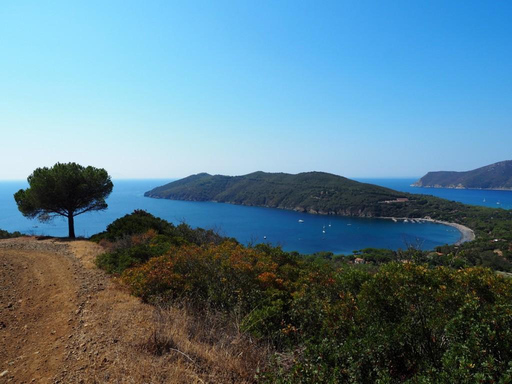Wandern Lacona - Monte Orello