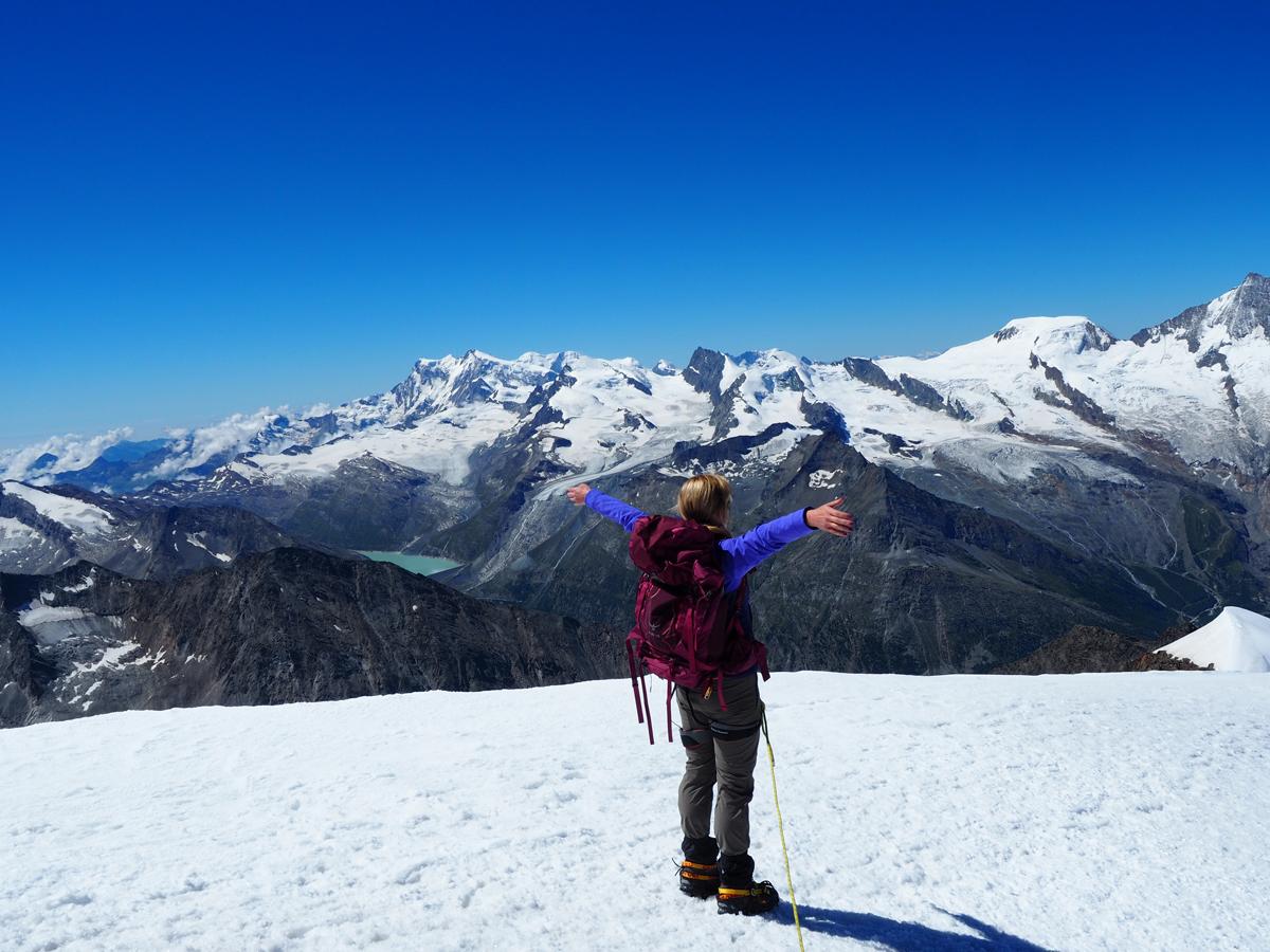 Weissmies - Walliser Alpen