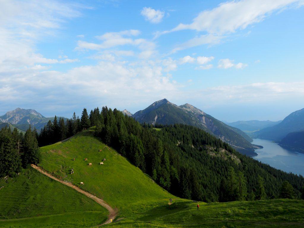 Bergtour Pertisau - Bärenkopf