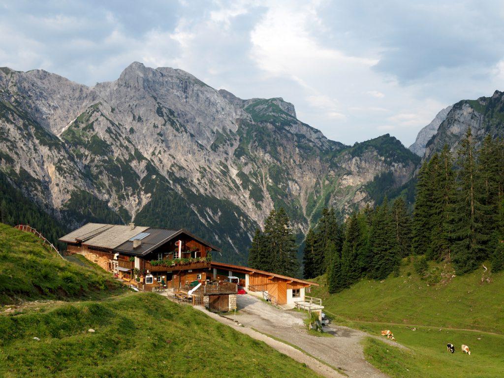 Bärenbad-Alm - Achensee