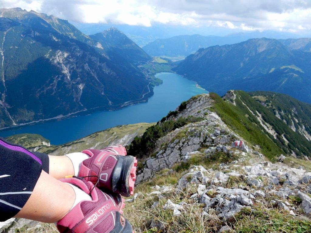 Trailrunning - Pertisau/Achensee - Seebergspitze