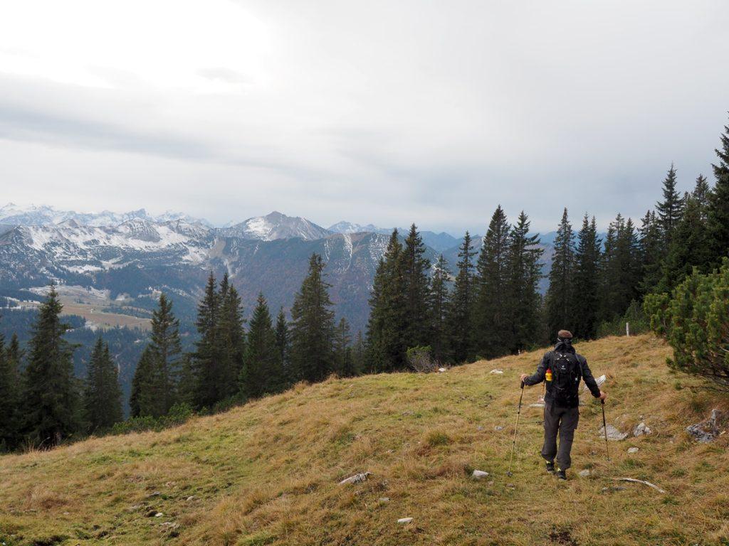 Bergtour Demeljoch
