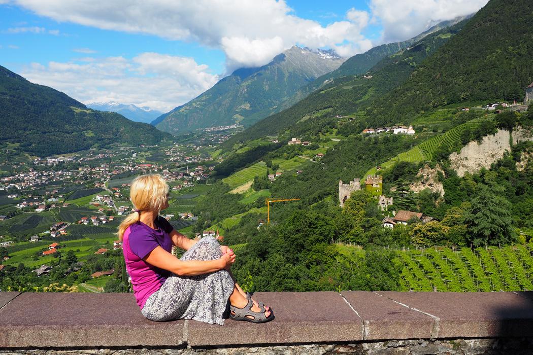 Südtirol - Tiroler Dorf