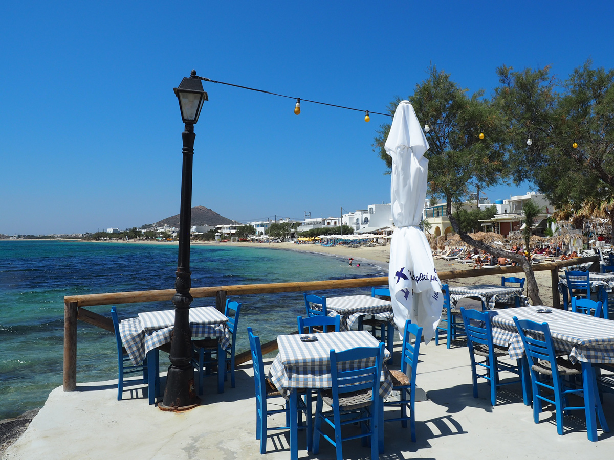 Naxos - Agia Anna