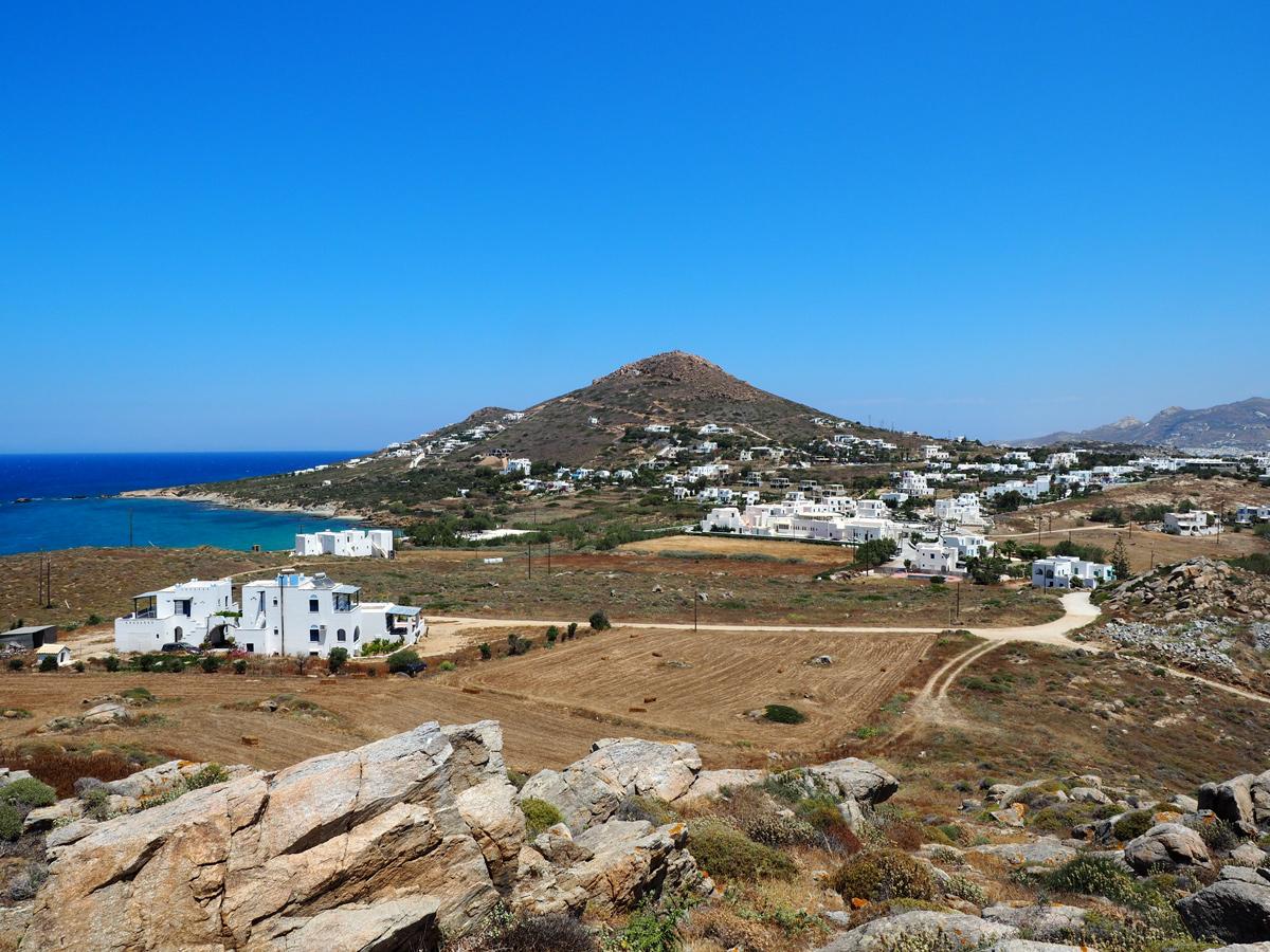 Naxos - Laufen am Strand