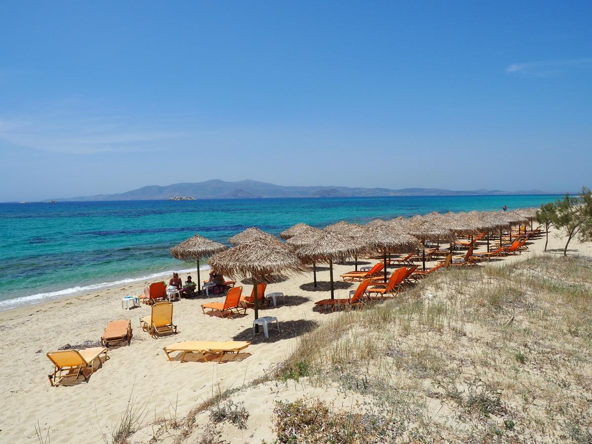Naxos - Strand