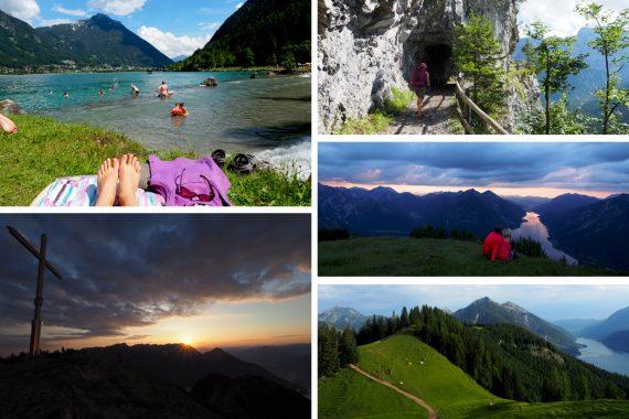 Bergtour Bärenkopf - Achensee