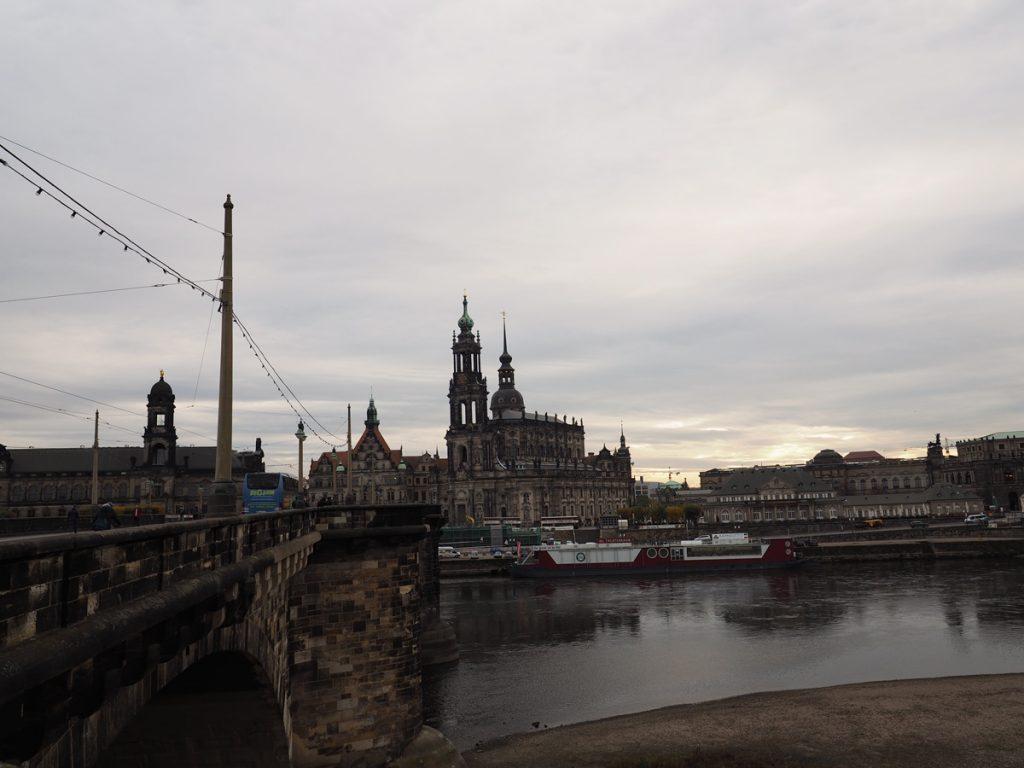 Dresden Augustusbrücke