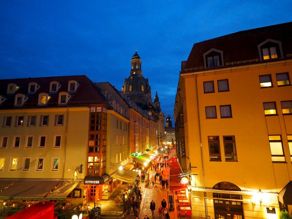 Dresden Brühlsche Terrasse