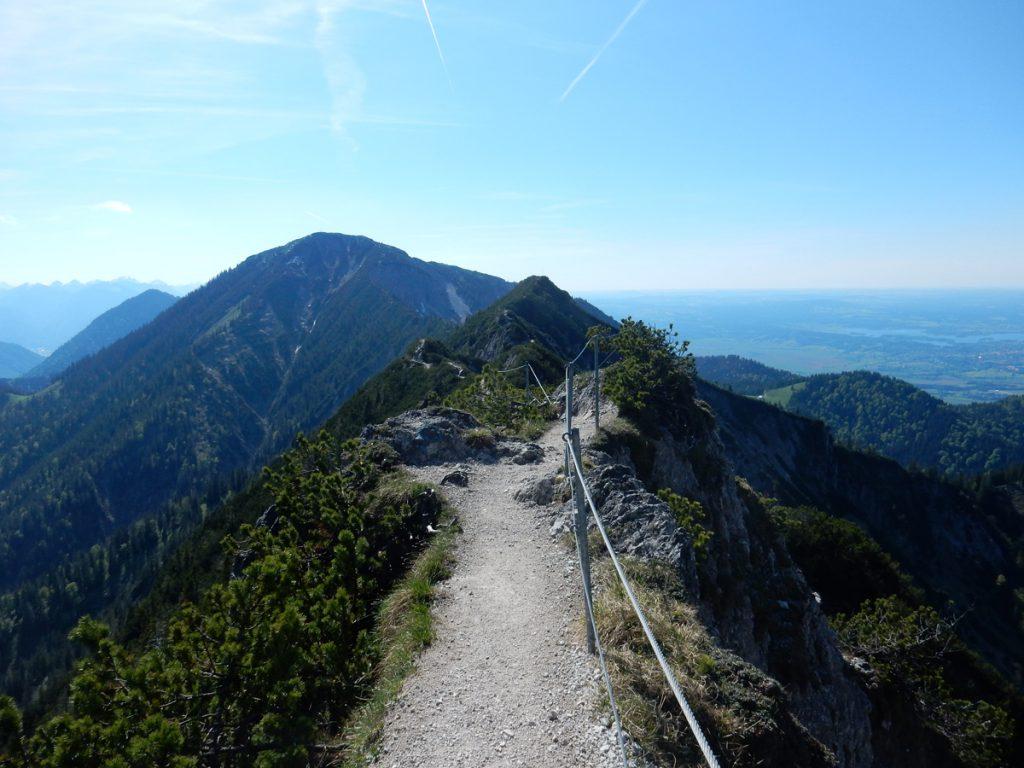 Heimgarten - Herzogstand Gratwanderung