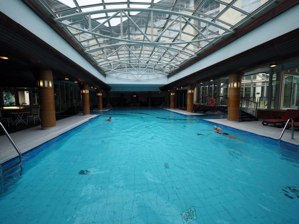 Hotel Radisson Blu Park - Pool