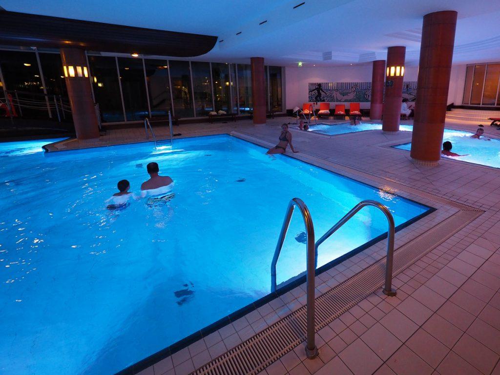 Hotel Radisson Blu Park Pool