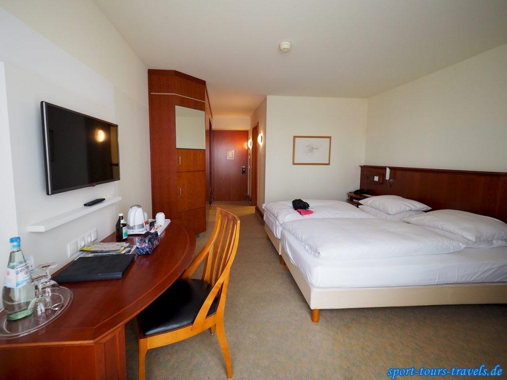 Hotel Radisson Blu Park Zimmer
