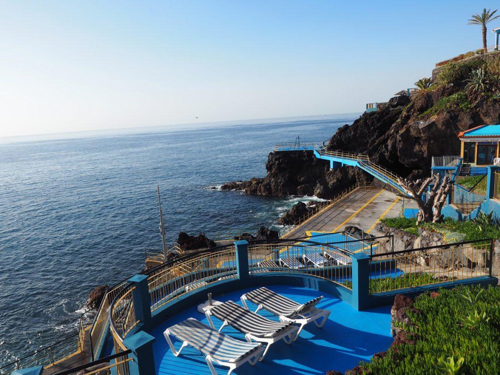 Madeira - Hotel Roca Mar