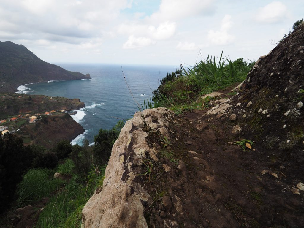 Madeira - Penha de Aguia Wandern