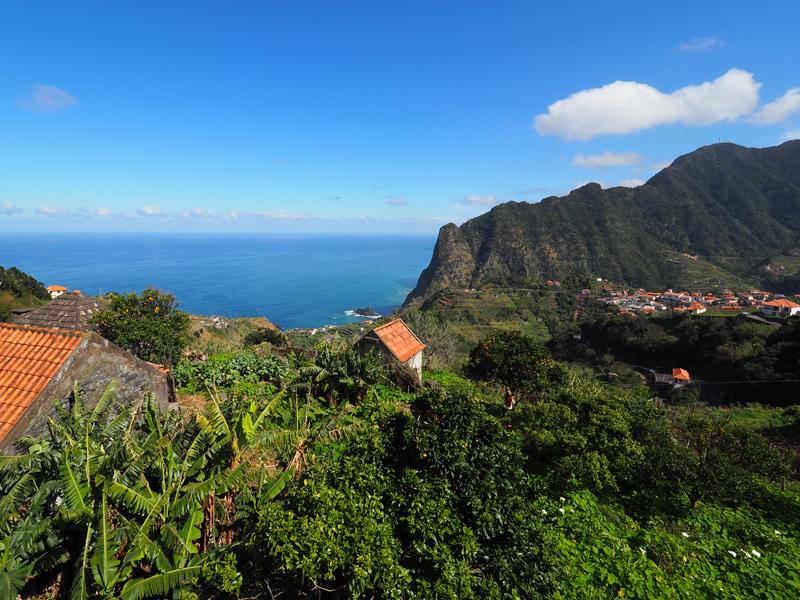 Wandern Madeira - Ponta Delgada - Boaventura