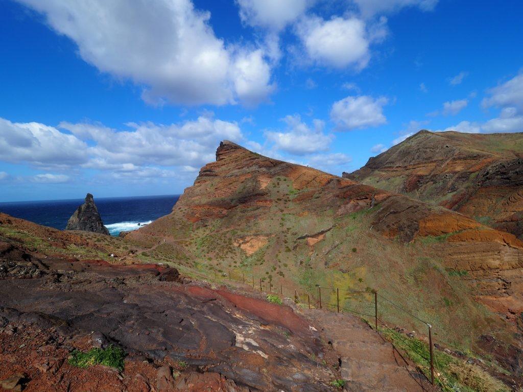 Madeira - Wandern Ponta de Sao Lourenco