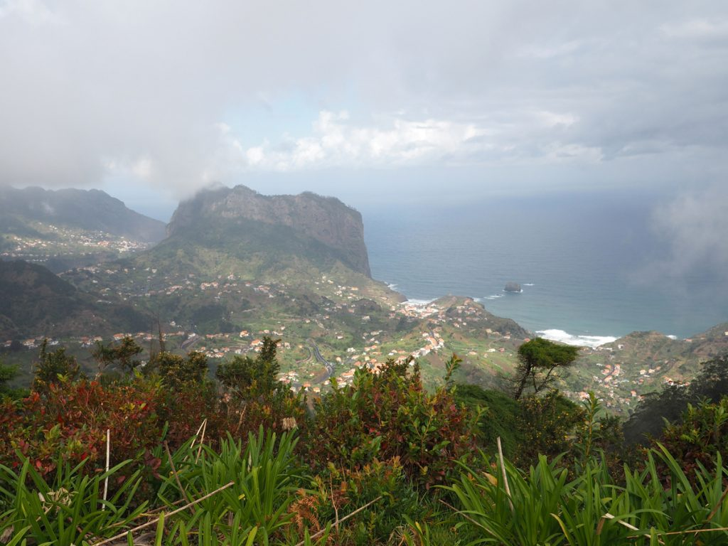 Madeira - Aussichtspunkt Porto da Cruz