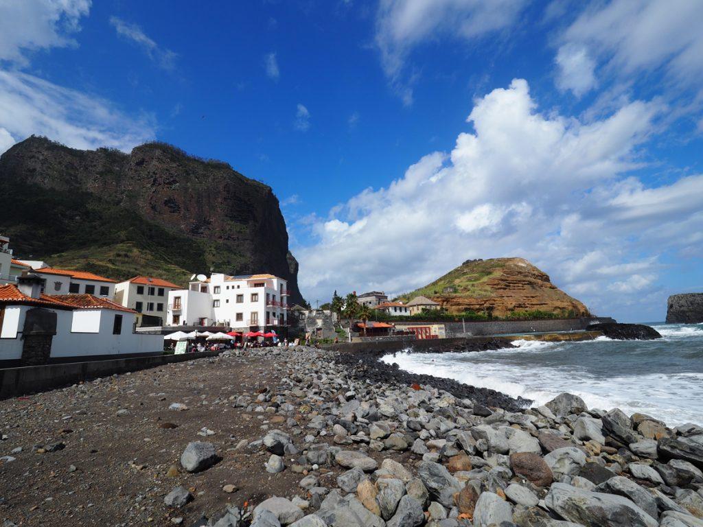 Madeira - Porto da Cruz Strand