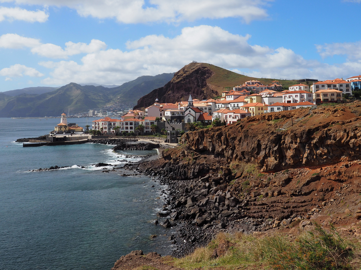 Wandern auf Madeira – auf der Halbinsel Ponta de Sao
