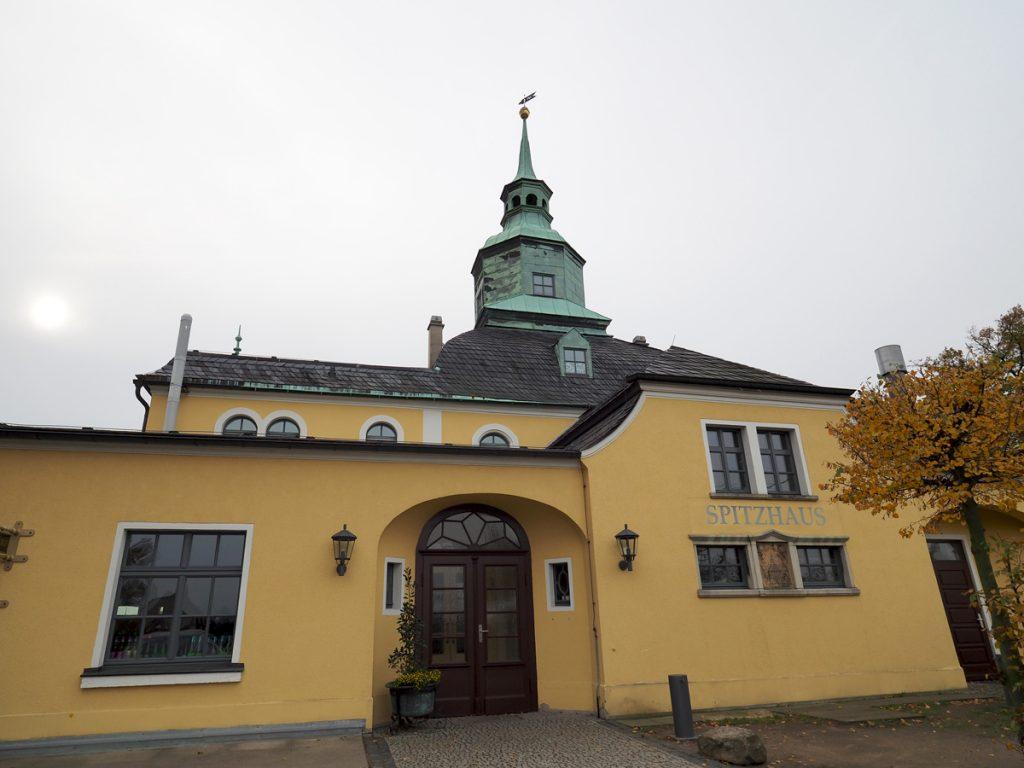 Radebeul Restaurant Spitzhaus