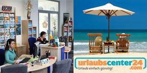 Urlaubscenter24 - Urlaub günstig buchen!