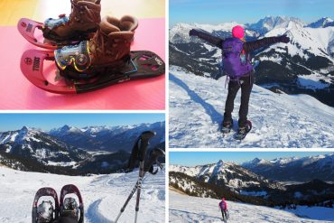 Schneeschuhe Tubbs Woman's Flex VRT 22 - Schneeschuhwandern