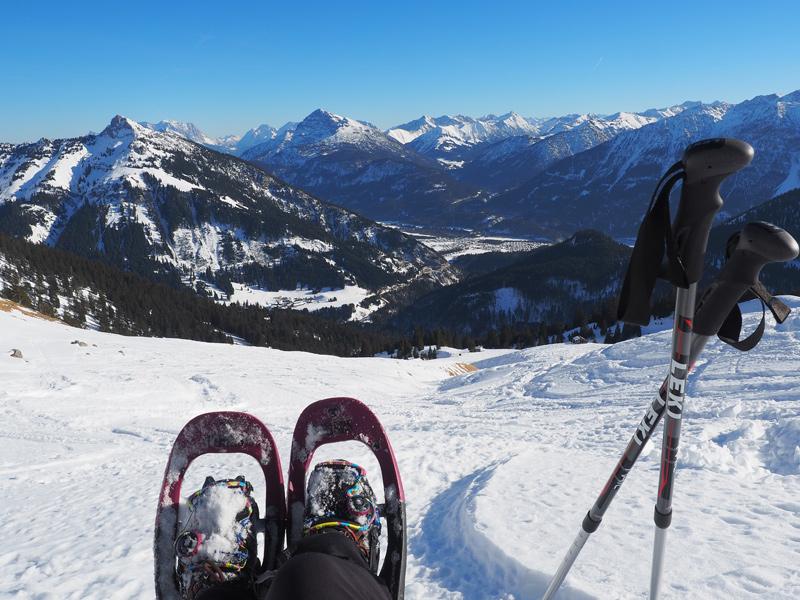Schneeschuhe Tubbs Woman's Flex VRT 22 - Krinnenspitze
