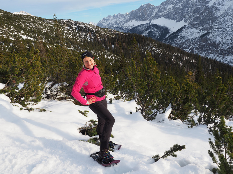 Schneeschuhe Tubbs Woman's Flex VRT 22 - Pleisenhütte