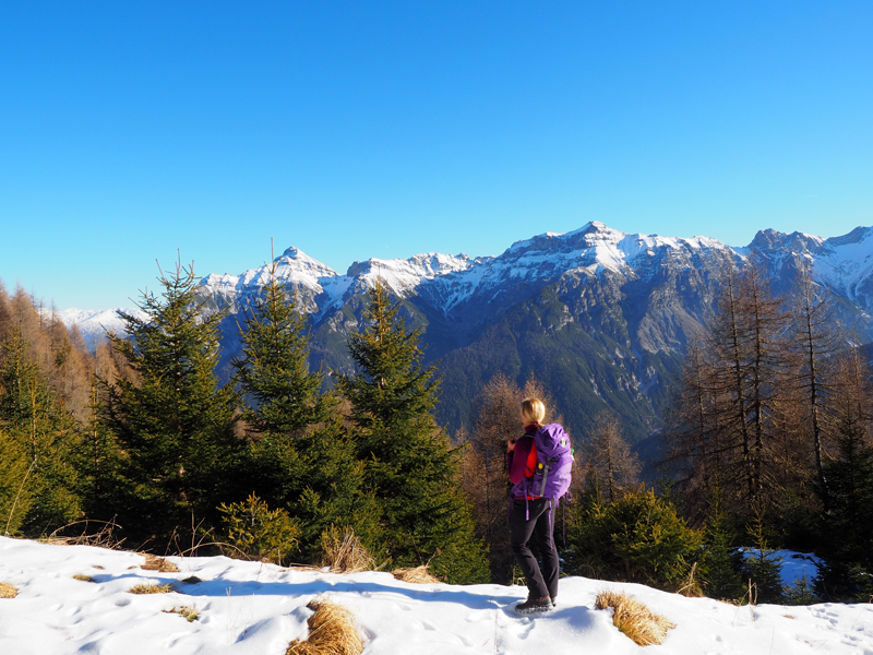 Wandern Neustift Stubaital - Starkenburger Hütte